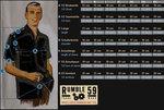 Rumble59 - Lounge Shirt - Sun Records